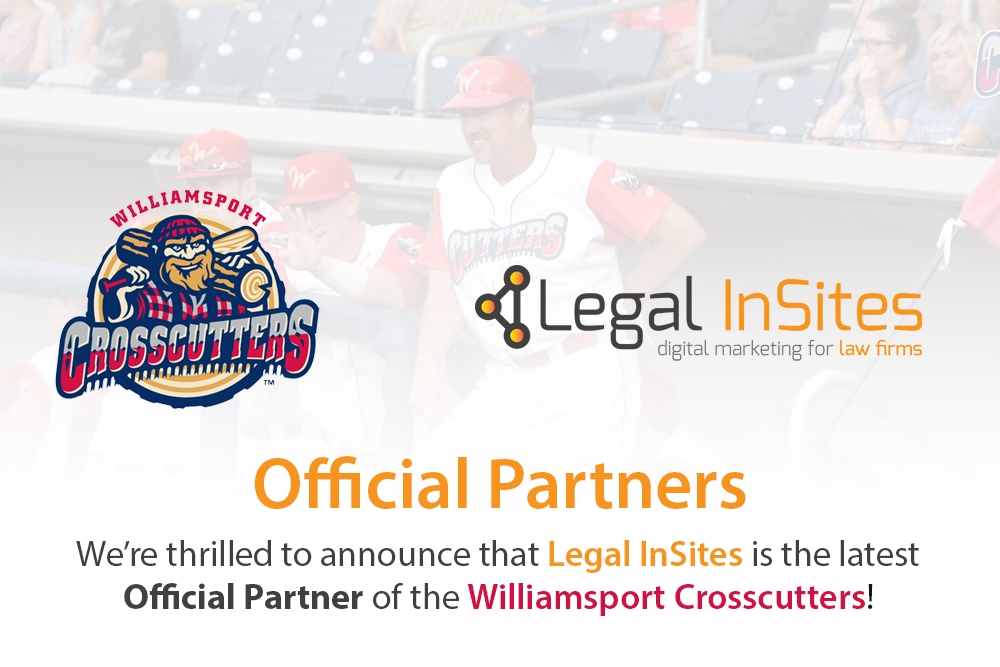 Legal InSites Becomes Official Partner of the Williamsport Crosscutters